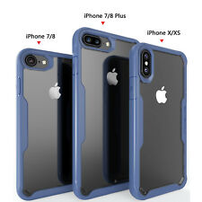 For iPhone XS Max XR X 8 7 Plus Mosafe® Shockproof Clear Protective Case Cover