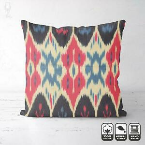 """Handwoven Pillow Cover 