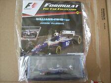 Formula 1 The Car Collection Part 26 Williams FW19 1997 Jacques Villeneuve