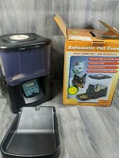 Large Capacity Automatic Pet Feeder For Dogs And Cats With Mic