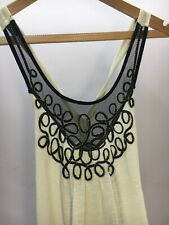 Topshop Womens Ladies Tunic Top Size 8 Small