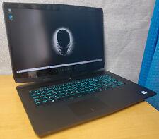 Alienware M17 RTX 2070, Intel Core i7 8750H, 16GB RAM, 1TB HDD + SSD, **BOXED**