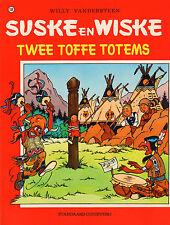 SUSKE EN WISKE 108 - TWEE TOFFE TOTEMS