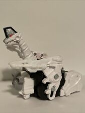 Fisher Price Imaginext Power Rangers Zord Titanus Vehicle Dinosaur White