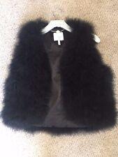 Joie Fur Black Vest