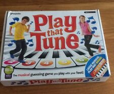 Play That Tune: Musical Playmat Game Boardgame. Family Kids. never Used