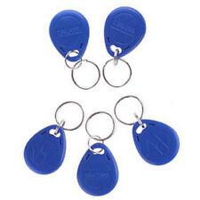 RFID Key Fobs Proximity NFC Wireless Access Security Access 125kHz 26-bit 5pcs