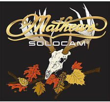 Mathews decals skull with leaves.