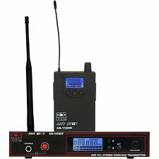 Galaxy Audio AS-1100 Any Spot Wireless Personal Monitoring System L 655-679 MHz