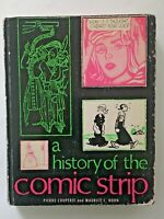 A History of the Comic Strip Pierre Couperie & Maurice C. Horn 1968 HC