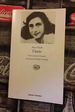 Diario - Anne Frank - Einaudi tascabili - 2002 -
