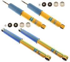 BILSTEIN SHOCK ABSORBER SET,FRONT & REAR SHOCKS,99-10 GM 1500HD, 2500, & 2500HD