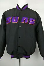 Vintage Starter Phoenix Suns Varsity Jacket 1990's Men Size Large