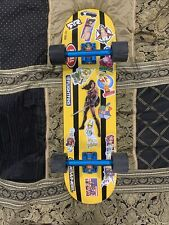Custom Skateboard/Cruiser with hook ups stickers