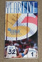 Orlando Magic Year Five The Magic Arrive VHS