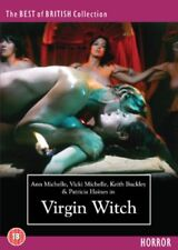 Virgin Witch - Sealed NEW DVD - Vicki Michelle