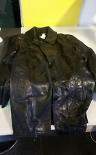 Roots women's size 8 Leather jacket good condition