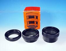 Pentax Zwischenring Set / extension tube set M42 - 30597