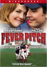 FEVER PITCH DVD NEW SEALED WIDESCREEN DREW BARRYMORE JIMMY FALLON