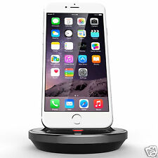 NXET MFi Ligntning 8Pin Dock Station Cradle for iPhone X 5 5S SE 6 7 8 Plus