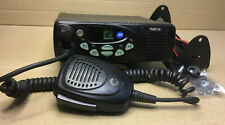TAIT TM8110 VHF IDEAL FOR TAXIS PMR FARMING SECURITY C/W MIC BRACKET POWER LEAD