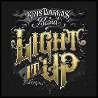 Kris Barras Band : Light It Up CD (2019) ***NEW*** FREE Shipping, Save £s