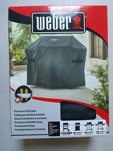 Neu & OVP Original Weber Grill Abdeckhaube PREMIUM für Weber Grill SPIRIT und II
