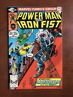 Power Man And Iron Fist #71 (1981) 7.5 VF Marvel Key Issue Bronze Age Comic Book
