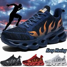 Men's Blade Running Sneakers Athletic Sports Outdoor Casual Tennis Shoes Gym