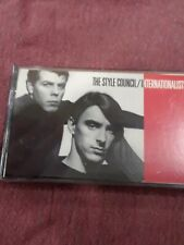 The Style Council Internationalists Cassette , Geffen 1985 New in wrapper