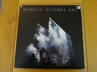 GENESIS~SECONDS OUT~VINYL DOUBLE LP 1977 (ST-A-773959) RECORD ORIGINAL