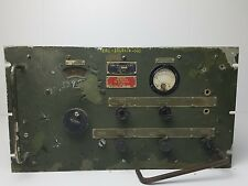 BENDIX WW2 Military Signal Corp Vintage Radio Receiver BC 639A  Type R5032A ham