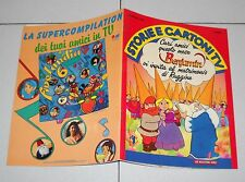 STORIE E CARTONI TV 11 del 1989 BENJAMIN - Cristina D'Avena libro segreto Gnomi