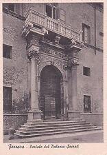 FERRARA - Particolare del Palazzo Sacrati