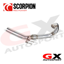 SSKC003 Scorpion Exhausts Skoda Octavia vRS 2L TFSi 2013-2018 DeCat Downpipe