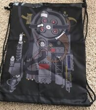 Loot Crate Exclusive New Ghostbusters Drawsting Backpack - Colossal June 2018