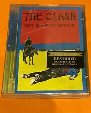 "THE CLASH ""GIVE 'EM ENOUGH ROPE"" MiniDisc MD MiniDisk ."