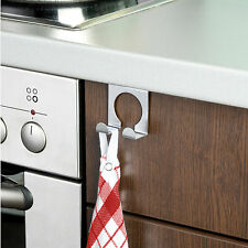 Tür Doppelhaken Handtuchhalter Küchentuchhalter