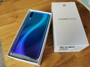 Huawei P30 Lite 128GB - Peacock Blue (Unlocked) (Dual SIM)