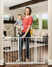 Regalo Easy Open 50 Inch Wide Baby Gate Pressure Mount Extension Kits 3DAYSHIP