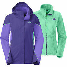 NEW MEDIUM NORTH FACE WOMENS BOUNDARY TRICLIMATE 3 IN 1 SKI JACKET HYVENT
