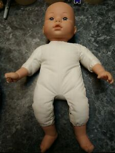 "Circo 3015 Cititoy 14"" Baby Naked Doll Blue Eyes H.K. City Toys"