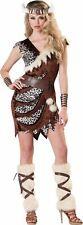 Ladies Sexy Barbarian Beauty Babe Costume Viking Fancy Dress 10-12