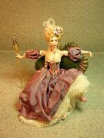 "1"" Dollhouse Doll Dressing in Miniature~ Sewing Patterns By Dana ~ DRIZELLA~PDF"