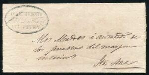 GUATEMALA 1852 PETEN TO SANTA ANA