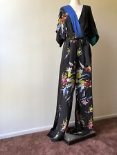 5f9a32ffa7b Diane von Furstenberg Multicolor Jumpsuits   Rompers for Women