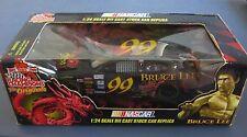 JEFF BURTON #99 BRUCE LEE 1999 RACING CHAMPIONS THE ORIGINALS 1:24 DIE CAST NEW