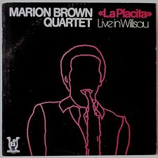 MARION BROWN: La Placita RARE Spiritual Jazz PROMO Vinyl LP NEAR MINT!