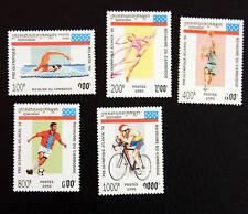 Cambodia SC 1420-1425 Summer Olympic Games Atlanta '96 mnh