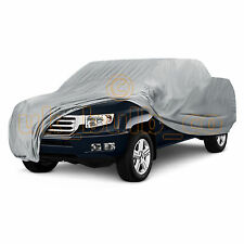 SILVER WATERPROOF CAR COVER TO FIT Peugeot Partner Tepee MODELS ONLY
